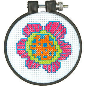 Fun Flower, Counted Cross Stitch_72-73766