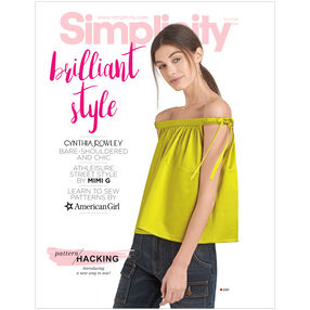 Simplicity Pattern Catalog Summer 2017