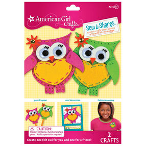 Owls Sew & Shares™ Kit_30-677319
