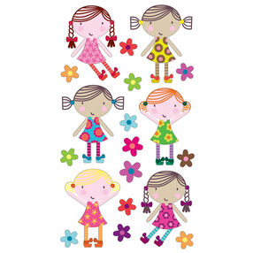 Cute Dolls Stickers_52-20243