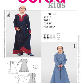 Burda Style Historic Gowns