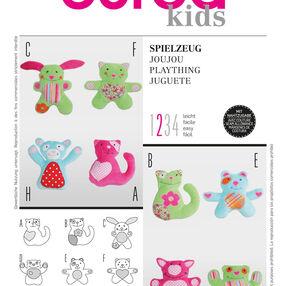 Burda Style Pattern 9637 Plaything