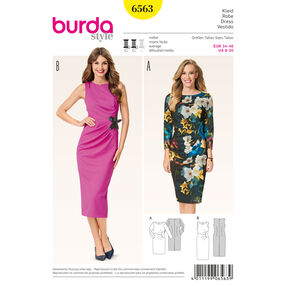 Burda Style Pattern 6563 Dress