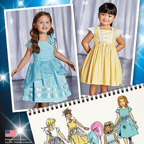 Toddlers' and Child's Special Occasion Dresses