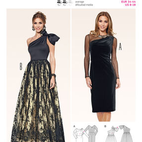 Burda Style Evening & Bridal Wear