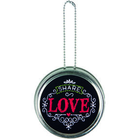 Share Love Ornament, Embroidery_71-08932