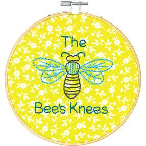 The Bee's Knees, Embroidery_72-74692