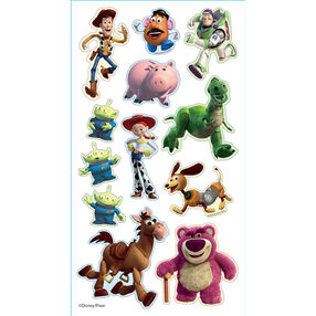 Toy Story 3 Puffy Stickers_53-30010