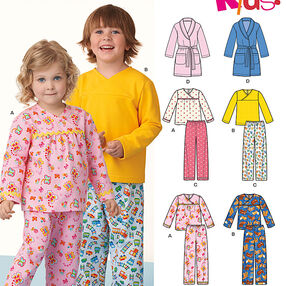 Toddlers' and Child's Pajamas