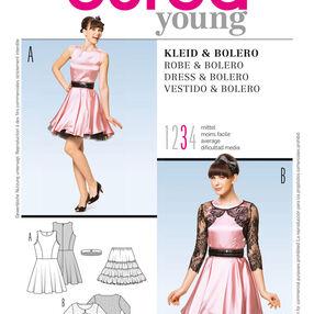 Burda Style, Dress & Bolero