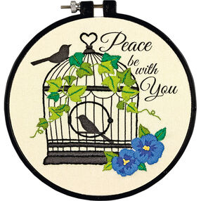 Birdcage in Embroidery_72-73824