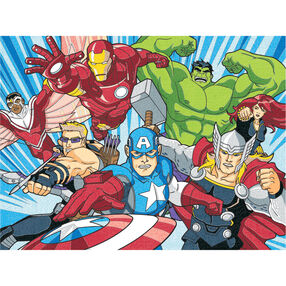 Avengers, Pencil by Number_73-91503