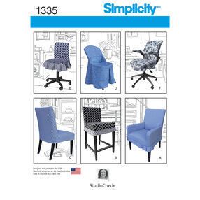 Chair Covers for Ikea® and Realspace® Chairs