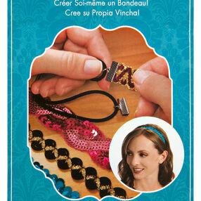 Create Your Own Elastic Headband Connectors
