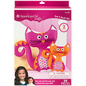 Cats Sew & Stuff Kit_30-677395
