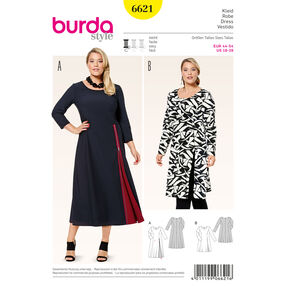 Burda Style Pattern 6621 Dress