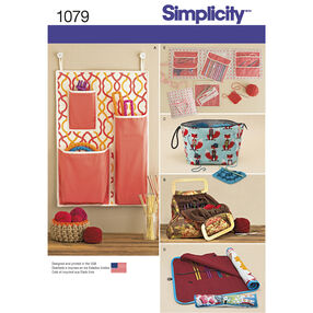 Knitting and Crochet Storage Accessories