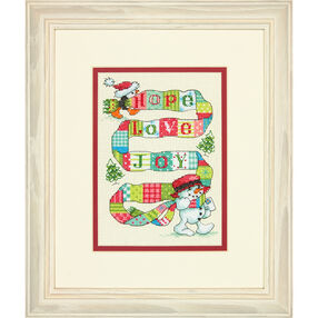 Spread the Joy, Counted Cross Stitch_70-08962