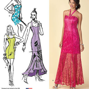 Misses' Special Occasion Dresses SUEDEsays Collection