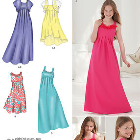 Girls '& Girls' Plus Special Occasion Dress