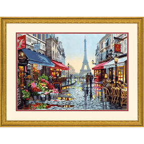 Paris Flower Shop, Paint by Number_73-91651