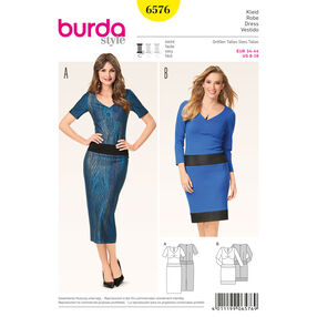 Burda Style Pattern 6576 Dress