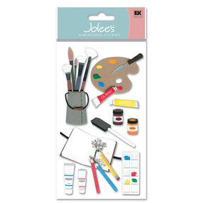 Foam Art Supplies Stickers_EVAJLG004