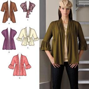 Misses Jackets and Coats