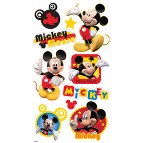 Mickey Mouse Puffy Stickers_DMFPF