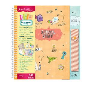 School Scrap & Stuff Book Kit_30-673762
