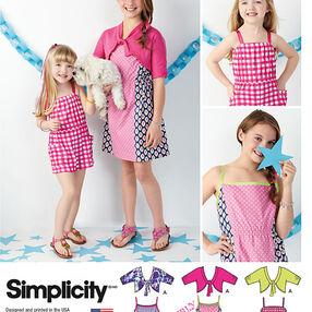Child's & Girls' Dress, Romper & Cardigan SUEDEsays