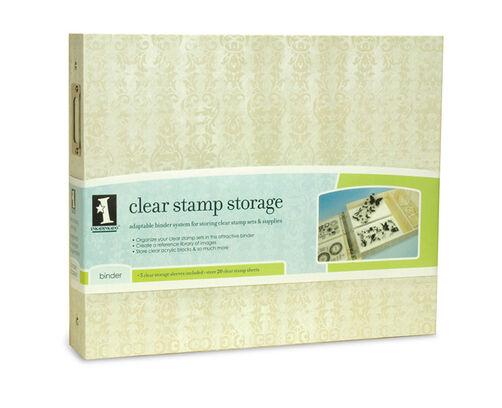 Clear Stamp Storage_98622