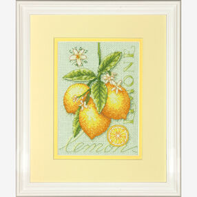 Lemons Counted Cross Stitch_70-65132