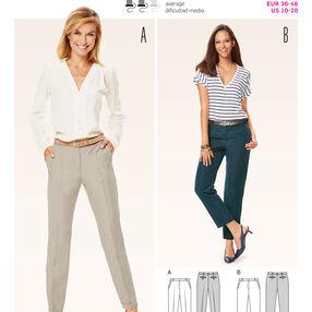 B6689 Women's Pants