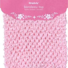 Babies' Crochet Bandeau Top