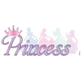Princess Glitter Dimensional Stickers_51-60006