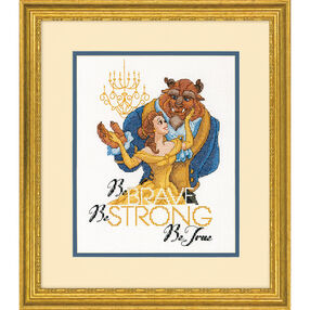 Be Brave, Counted Cross Stitch_70-35358
