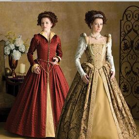 EA378201 Premium Print on Demand Costume Pattern
