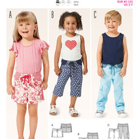 B9388 Toddlers' Pants