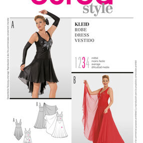 Burda Style Pattern 7879 Dress