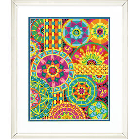 Mandala Montage, Paint by Number_73-91542