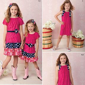 Child's & Girls' Skirt, Dress, Top & Accessories