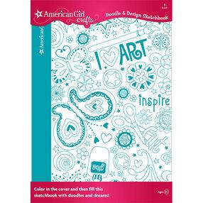 Doodle & Design Sketchbook -Craft_30-401334