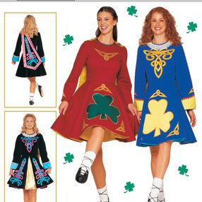 EA965401 Premium Print on Demand Costume Pattern