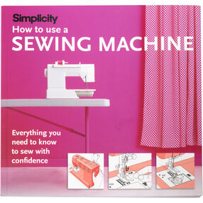 Book: How to Use a Sewing Machine