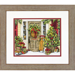 Home for the Holidays, Counted Cross Stitch_70-08961