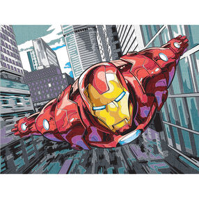 Iron Man, Pencil by Number_73-91501