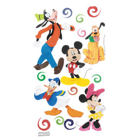 Mickey And Friends Stickers_DJBM004