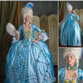 EA363701 Premium Print on Demand Costume Pattern