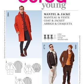 Burda Style Coat & Jacket